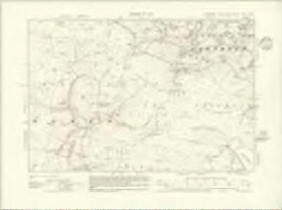 Yorkshire CCXV.NW - OS Six-Inch Map