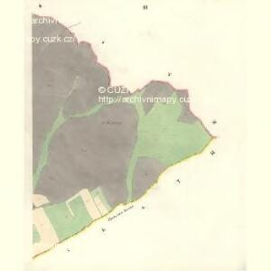 Przaslawitz - m2442-1-003 - Kaiserpflichtexemplar der Landkarten des stabilen Katasters