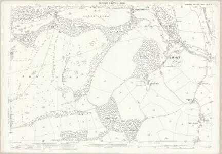 Yorkshire CCLXII.9 (includes: Clayton West; Darton; High Hoyland; West Bretton; Woolley) - 25 Inch Map