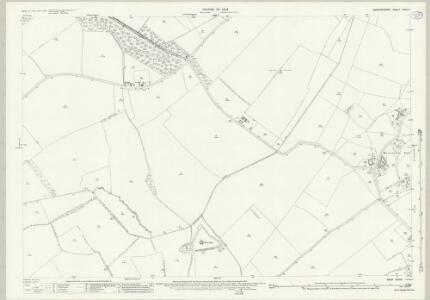 Bedfordshire XXVI.6 (includes: Gravenhurst; Higham Gobion; Shillington; Silsoe) - 25 Inch Map