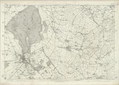 Cheshire XXIV - OS Six-Inch Map