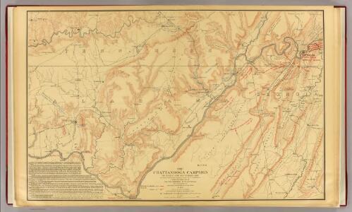 Chattanooga Campaign.