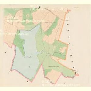 Nakrzy - c4956-1-003 - Kaiserpflichtexemplar der Landkarten des stabilen Katasters