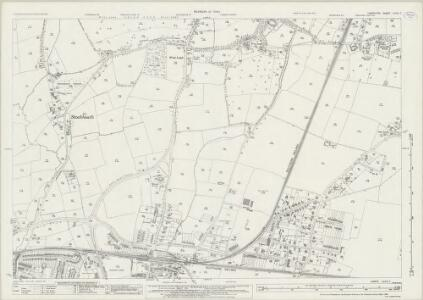 Hampshire and Isle of Wight LXXVI.7 (includes: Havant; Rowlands Castle) - 25 Inch Map