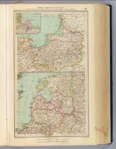 58. Prussia orientale, Stati Baltici.