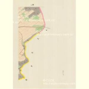 Ohrnes (Jaborny) - m1056-1-003 - Kaiserpflichtexemplar der Landkarten des stabilen Katasters