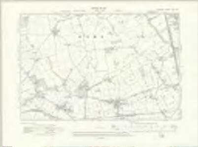 Cheshire XXII.SE - OS Six-Inch Map