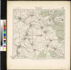 Meßtischblatt 2996 : Marlishausen, [nach 1945]