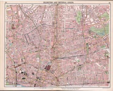Handy Reference Atlas of London