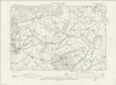 Kent LXXI.SW - OS Six-Inch Map