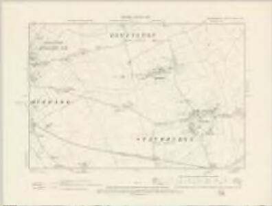 Bedfordshire XXVIII.SE - OS Six-Inch Map