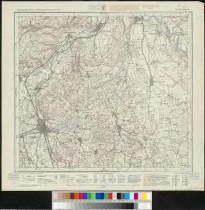 Meßtischblatt [8126] : Leutkirch, 1921