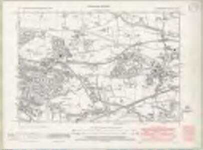 Lanarkshire Sheet VII.SW - OS 6 Inch map