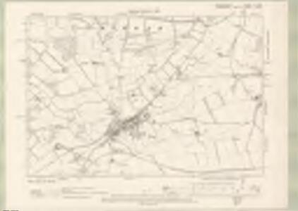 Peebles-shire Sheet XI.SW - OS 6 Inch map