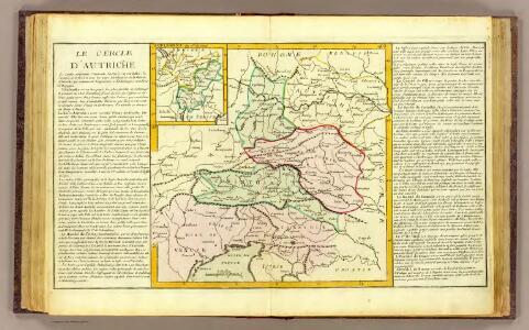 Cercle d'Autriche.