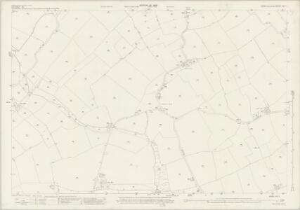 Essex (New Series 1913-) n X.11 (includes: Belchamp Otten; Belchamp Walter; Little Yeldham) - 25 Inch Map
