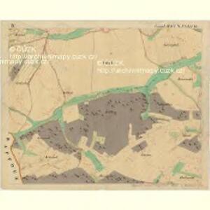 Slawathen - m2765-1-004 - Kaiserpflichtexemplar der Landkarten des stabilen Katasters
