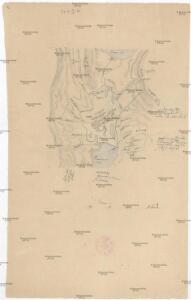 Plan des verschütteten Thals zwischen dem Lowerzer u Zuger See