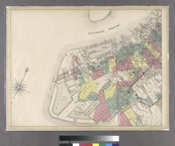 Sheet 5: Map encompassing Red Hook, Cobble Hill, Carroll Gardens and Gowanus Canal.