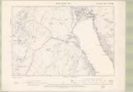 Argyll and Bute Sheet CXLII.SW - OS 6 Inch map