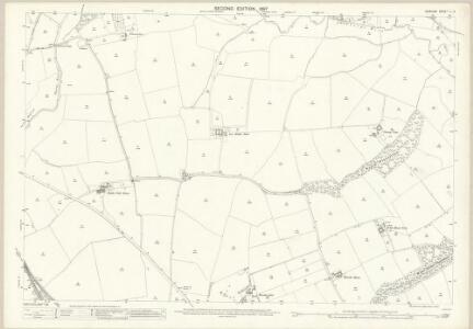 Durham L.3 (includes: Carlton; Grindon; Norton) - 25 Inch Map