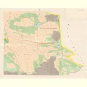 Zalin - c9114-1-004 - Kaiserpflichtexemplar der Landkarten des stabilen Katasters