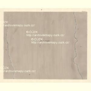 Glasdörf (Sklena Wes) - m2733-1-005 - Kaiserpflichtexemplar der Landkarten des stabilen Katasters