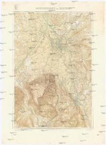 Umgebungskarte von Salzburg
