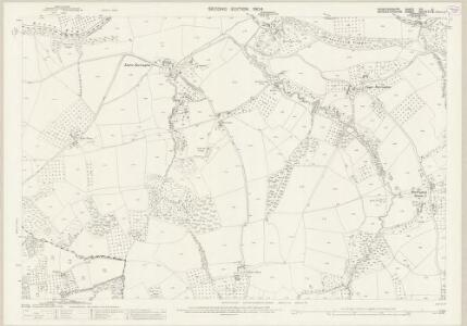 Herefordshire VIII.10 (includes: Little Hereford; Tenbury) - 25 Inch Map