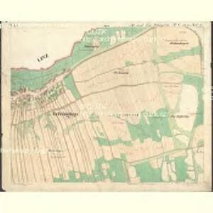 Alt u. Neu Possigkau - c6041-1-006 - Kaiserpflichtexemplar der Landkarten des stabilen Katasters