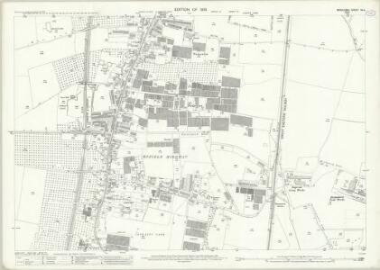 Middlesex VII.4 (includes: Enfield St Andrew) - 25 Inch Map
