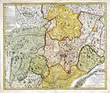 Rhætia fœderata cum confiniis et subditis suis Valle Telina, comitatu Clavennensi et Bormiensi