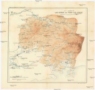 Die Gebirge Lau-Schan und Tung-Liu-Schui