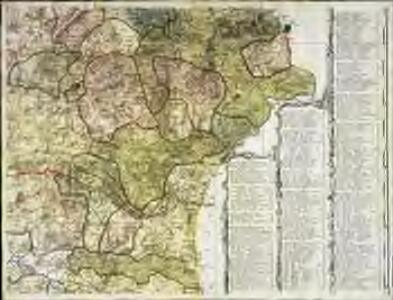 Map of Hampshire, including the Isle of Wight, 4