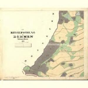 Riegerschlag - c4194-1-001 - Kaiserpflichtexemplar der Landkarten des stabilen Katasters
