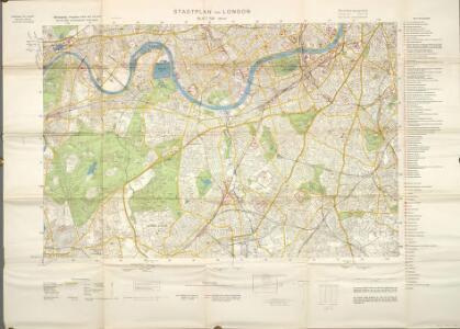 Militärgeographische Angaben über England.