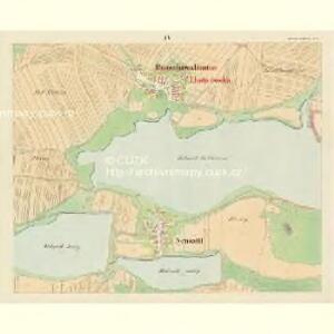 Praschiwalhotta - c0953-1-004 - Kaiserpflichtexemplar der Landkarten des stabilen Katasters
