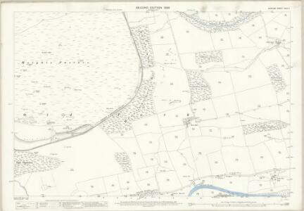 Durham XXIII.11 (includes: Stanhope) - 25 Inch Map