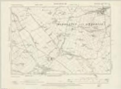 Derbyshire XXVIII.SW - OS Six-Inch Map
