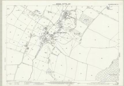 Bedfordshire IV.4 (includes: Dean and Shelton; Melchbourne and Yelden; Swineshead) - 25 Inch Map