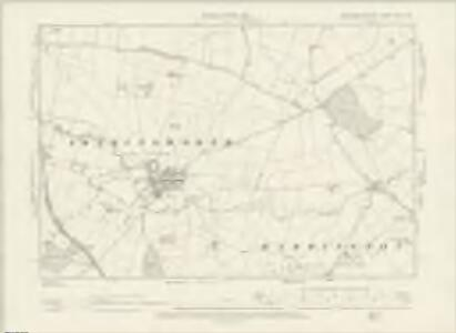 Northamptonshire XXIV.NW - OS Six-Inch Map