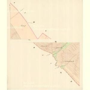 Vorstadt Wesseli - m3361-1-006 - Kaiserpflichtexemplar der Landkarten des stabilen Katasters