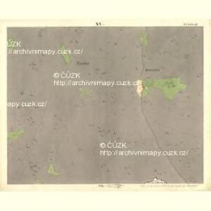 Unter Sinnetschlag - c1367-1-018 - Kaiserpflichtexemplar der Landkarten des stabilen Katasters
