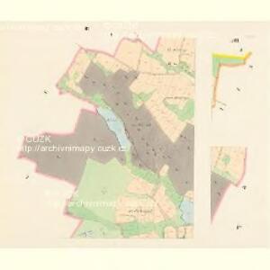 Hurek - c2430-1-003 - Kaiserpflichtexemplar der Landkarten des stabilen Katasters