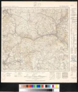 Meßtischblatt 5640 : Klingenthal, 1942
