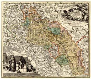 Silesiae Ducatus in XVII suos Principatus et Dominia divisus stylo