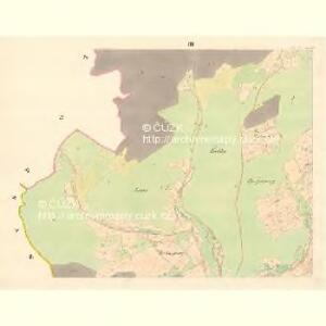 Nedaschowa Lhotta - m1941-1-003 - Kaiserpflichtexemplar der Landkarten des stabilen Katasters