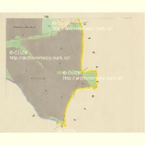 Lischnitz - c4143-1-007 - Kaiserpflichtexemplar der Landkarten des stabilen Katasters