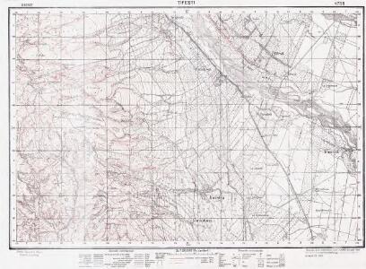 Lambert-Cholesky sheet 4759 (Ţifeşti)
