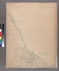 Sheet 18: [Bounded by 149th Street, (Harlem River,Bulk Head & Pier Lane), E. Hundred & Twenty Fourth Street.]